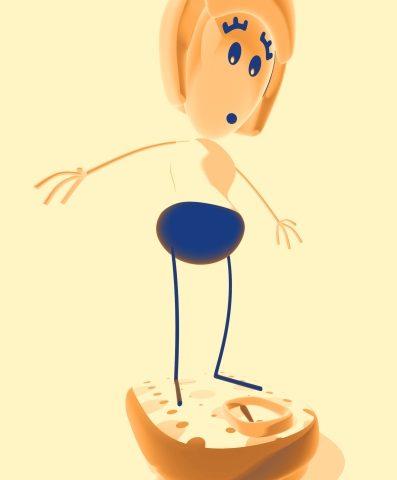 fogyás lelki háttere, elhízás lelki háttere